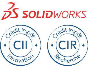 CII CIR Solidworks
